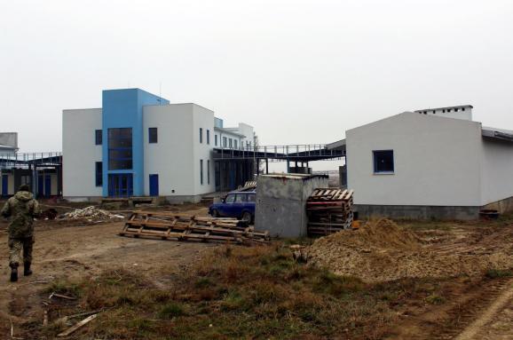 УДФС немають інформації про закриття проектів ЄС наукраїнському кордоні