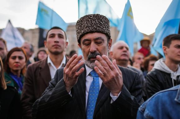 Зачас окупації уКриму провели 456 затримань українців— МЗС України