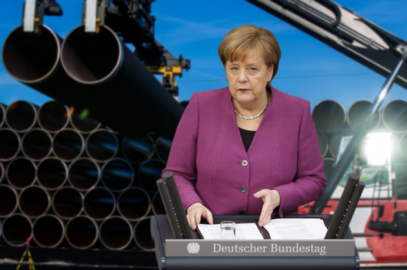 Виталий Портников: Меркель стала заложницей лоббистов «Северного потока-2»
