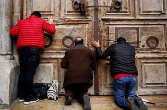 В Єрусалимі закрили Храм Гробу Господнього наневизначений термін