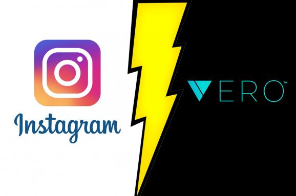 Vero vs. Instagram. Почему новое приложение может уничтожить популярную фотосеть