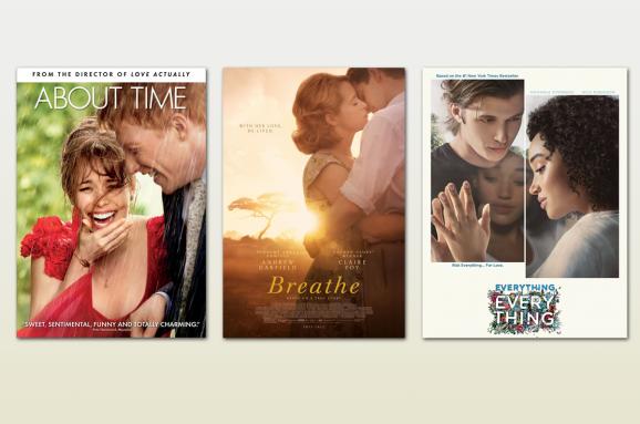 10 романтических фильмов, которые подарят весеннее настроение