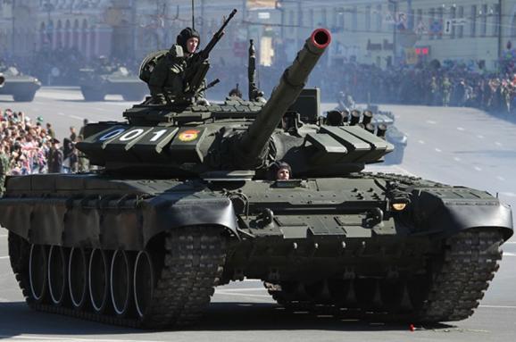 озброєння Росії