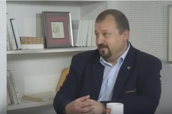 Богдан Тихолоз: «Франко был одним из первых, кто сказали честно, что федерация не сработает»