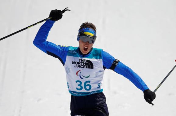 Паралімпіада-2018: Шишкова завоювала п'яте золото, Україна стала другою вмедальному заліку