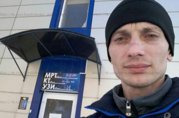 ВОдесі «антимайданівця», засудженого за підготовку терактів, відпустили наволю