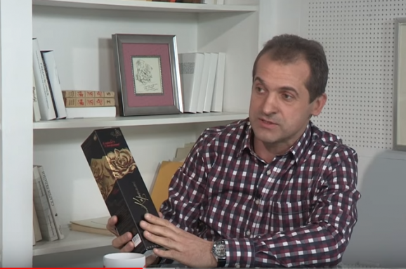"""Роман Чегиль: """"Путешествуйте, пробуйте украинские вина и меняйте свои вкусы"""""""