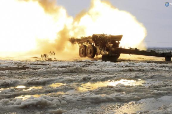 Україна випробувала великокаліберні артилерійські боєприпаси власного виробництва