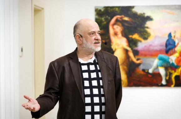 В Одесі відмовились призначати художника Ройтбурда директором Художнього музею, хоча він виграв конкурс