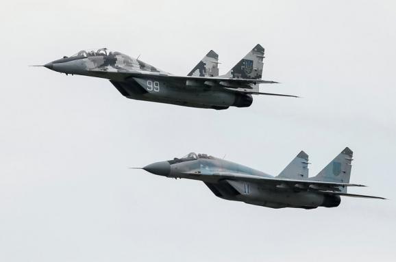 Росія допоможе Болгарії модернізувати винищувачі МіГ-29 попри скаргу України