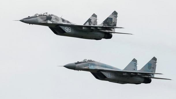Росія допоможе Болгарії модернізувати винищувачі МіГ-29 попри скаргу У
