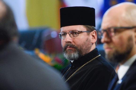 Святослав Шевчук у Варшаві: спитайте в Яценюка, як позбавитися залежності від російського газу