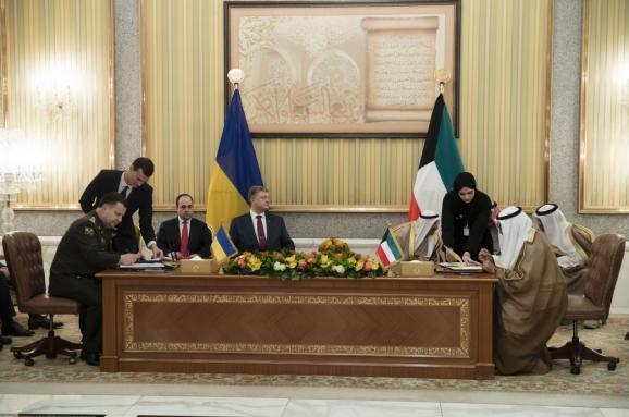 Україна таКувейт домовились про спрощення візових режимів