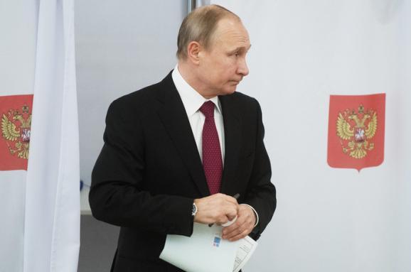 Российские выборы. Путин получил мандат на дальнейшую эскалацию напряженности в мире