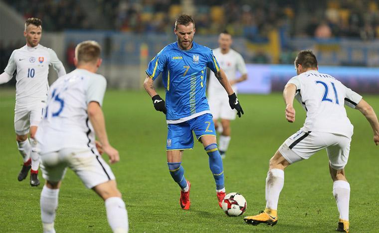 Украина - Саудовская Аравия. Все о первом матче сборной в 2018 году