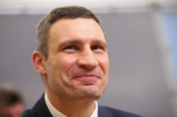 Кличко невиключає своєї участі впрезидентських виборах в2019