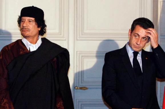 Грязные нефтедоллары для Саркози. В чем обвиняют бывшего президента Франции