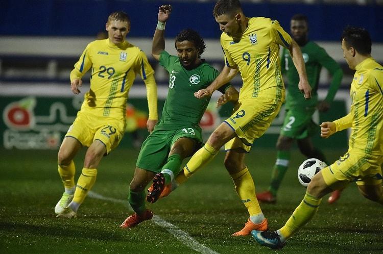 Украина - Япония. Все о товарищеском матче футбольных сборных