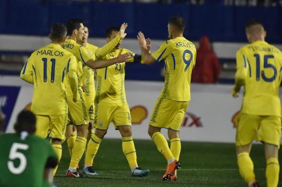 Украина — Япония. Все о товарищеском матче футбольных сборных