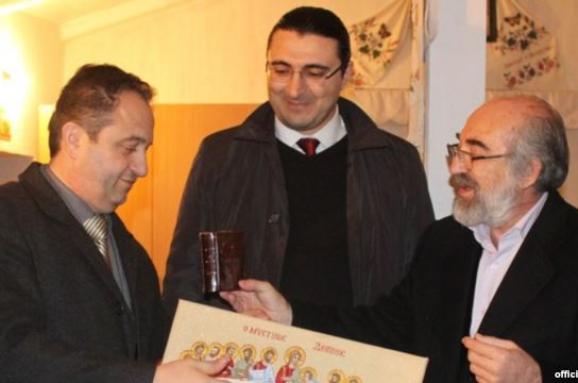 делегація Греції в Криму