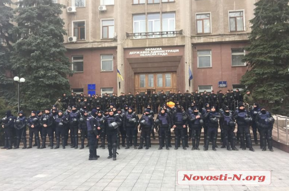 Борьба против Савченко: кому выгодна дестабилизация в Николаеве. Особое мнение