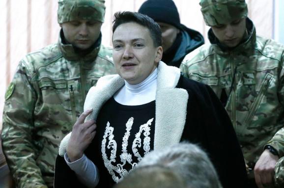 Савченко: между стигматизацией и мессианством