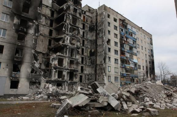 Агрессия России против Украины: объемы потерь и возможности репараций