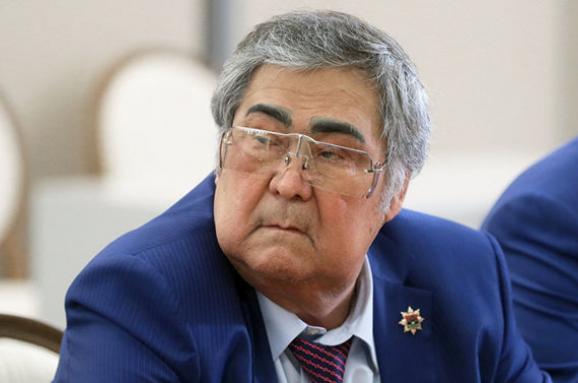 Губернатор Кемеровської області Тулєєв подав у відставку
