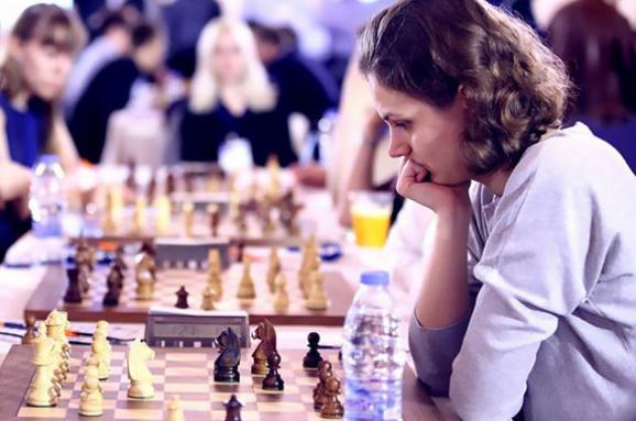 Анна Музичук здобула бронзу начемпіонаті Європи зі швидких шахів