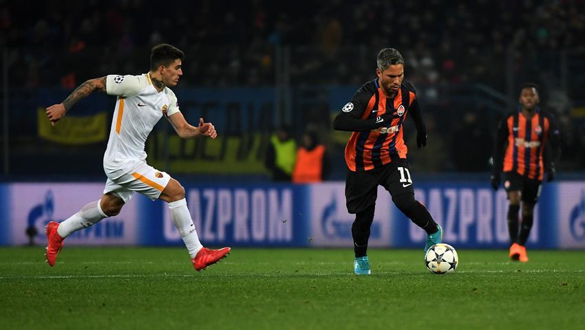 УЄФА відкрив провадження протиФК «Рома» засимволіку «ДНР» натрибуні