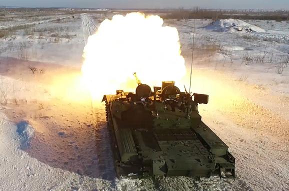 """Танк """"Оплот"""" ждет испытание войной"""