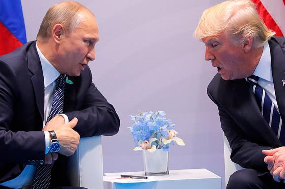 Виталий Портников: Путин вряд ли появится в Белом доме