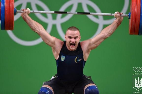 Українського чемпіона Європи зважкої атлетики підозрюють увживанні допінгу