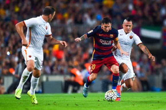 «Барселона» — «Рома». Все о четвертьфинале Лиги чемпионов