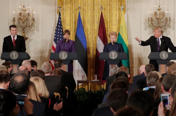 Виталий Портников: балтийский саммит как урок для Украины