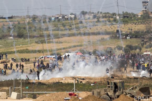 УСекторі Гази загинув палестинський журналіст
