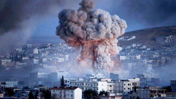 Вибух у Сирії