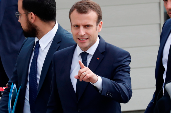 Хімічна атака вСирії: Франція заявила про докази проти Асада