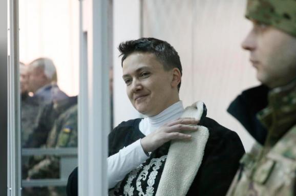 Допит Савченко на поліграфі перенесли