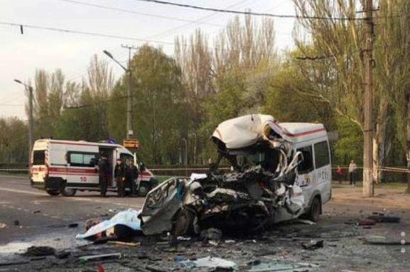 8 загиблих, 18 поранених - В Кривому Розі сталося масштабне ДТП