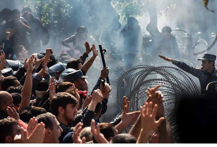 Протесты в Армении. Логика неразрешенного конфликта