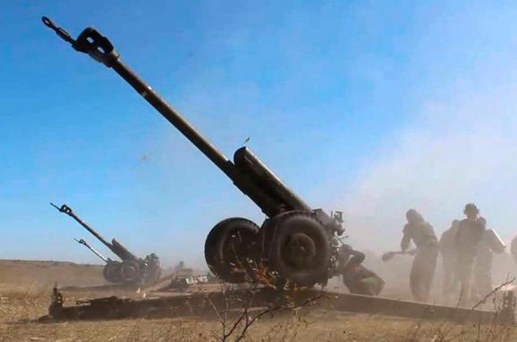Російські окупаційні сили почали інтенсивно обстрілювати Зайцеве,— штаб