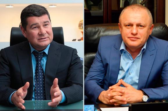 Как легализовать полмиллиарда через казино: схема Онищенко-Суркиса