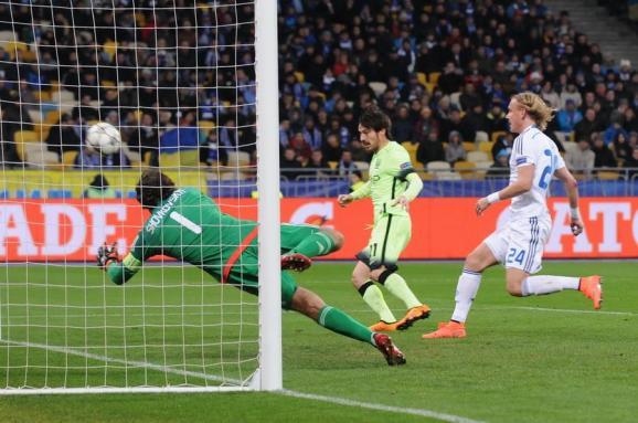 Динамо - Манчестер Сіті 1:3