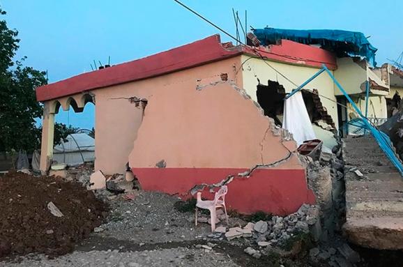 Землетрус уТуреччині: постраждало 39 осіб