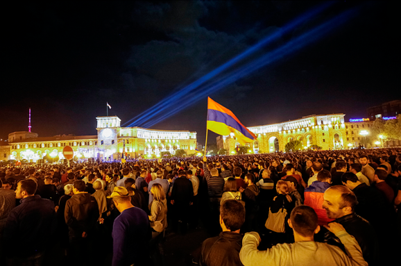 Виталий Портников: в Ереване обычный Майдан