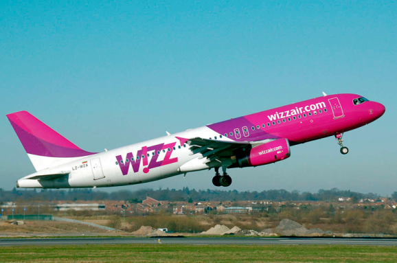 Wizz Air Opens New Flights