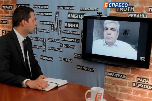 Степан Григорян: старую власть народ может просто разорвать на куски