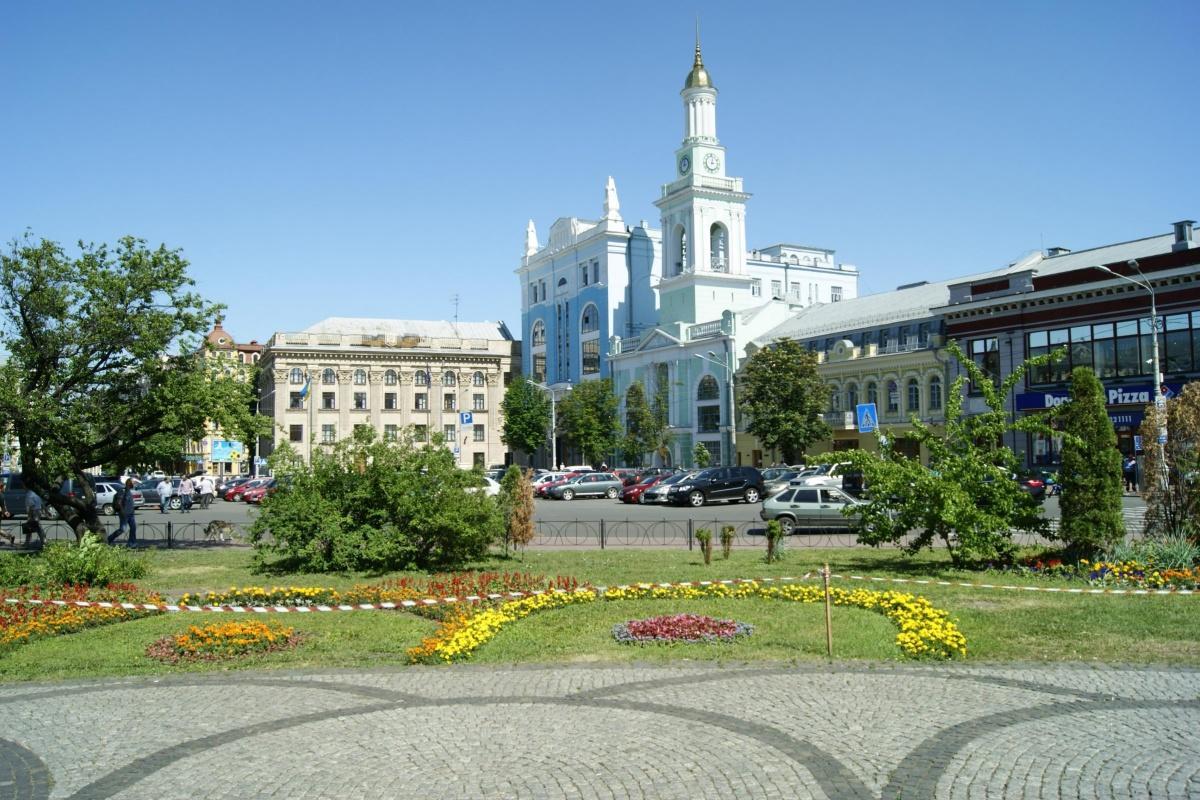 Киев и его окрестности: чем заняться в мае