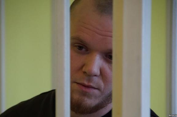УКриму українця Лимешка засудили до8 років за«ненависть доРосії»